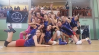 GIOV-F: Under 16 in semifinale provinciale