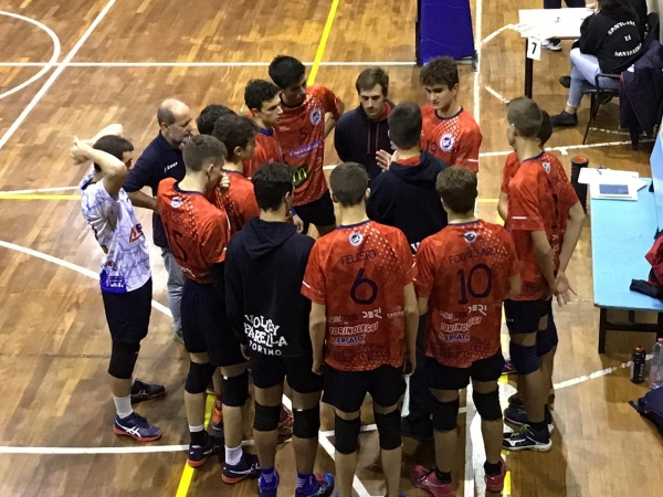 GIOV-M: Under 20, inizio al top