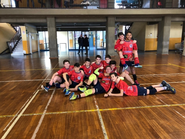 GIOV-M: Under 14 ok in Uisp