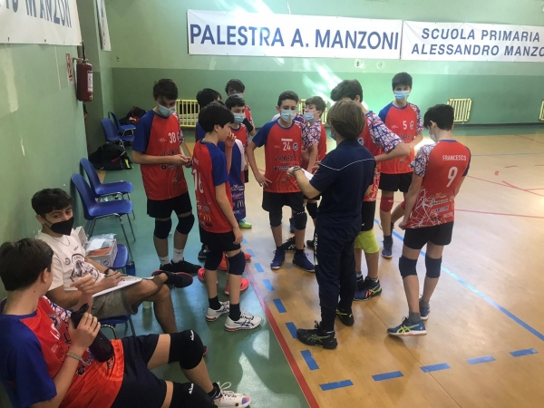 GIOV-M: Partita l'Under 13, giovedì tocca all'Under 17
